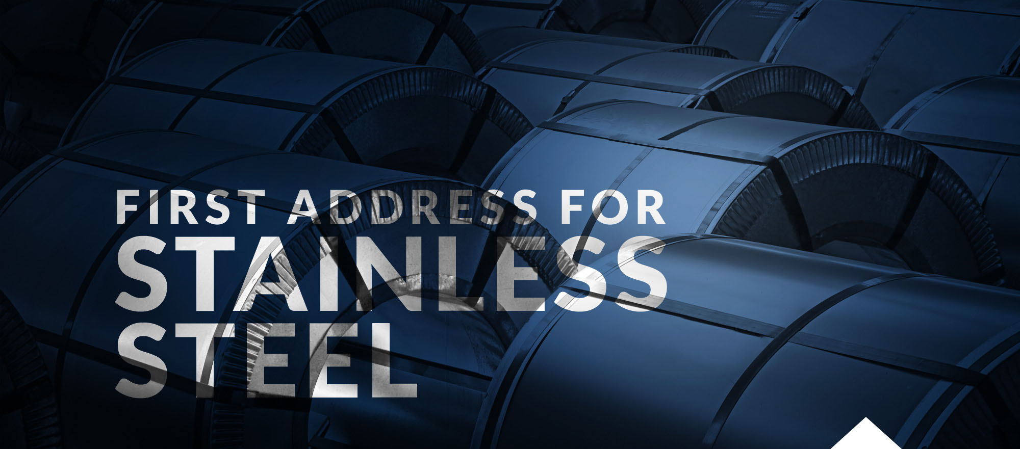 First address for stainless steel